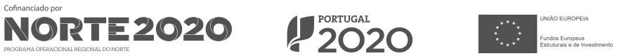 Norte 2020 / Portugal 2020 / União Europeia